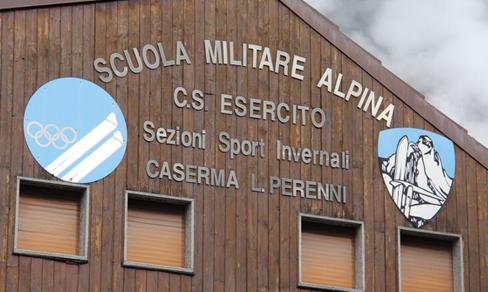 Il Centro sportivo esercito per Militari rimane a Courmayeur