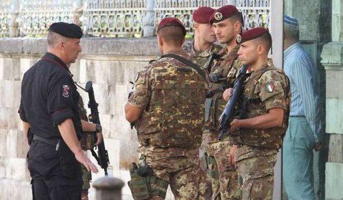 Militari e sicurezza interna: Intervento del Gen. Marco Bertolini