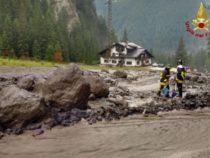 Trentino: VV.F. instancabili nei soccorsi alle popolazioni