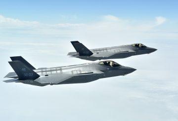 La questione dei tagli sugli F-35