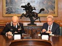 Protocollo d'Intesa tra Carabinieri e Garante nazionale detenuti