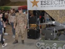 Job&Orienta a Verona: Presente anche l'Esercito