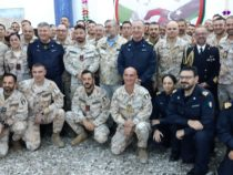 """Libia: Volpi in visita agli equipaggi Operazione """"Mare Sicuro"""""""
