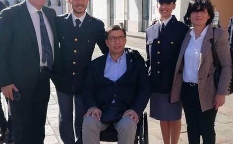 I figli di Nicola Barbato diventano agenti di Polizia
