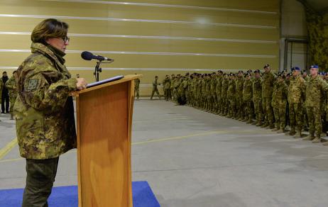 Visita ufficiale del Ministro Trenta in Afghanistan
