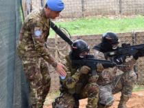 Unifil: Inizio addestramento congiunto con le LAF