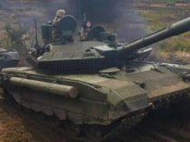 Russia: Munizioni all'uranio impoverito sui carri armati T-80