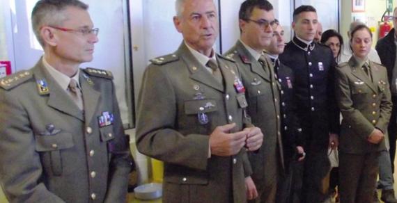 """Solidarietà: Esercito dona ricavato """"Straviterbo 2018"""""""
