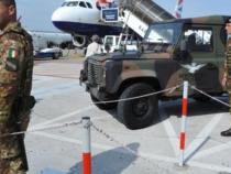 Strade Sicure: Aeronautica a presidio di vari aeroporti nazionali
