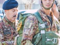 Bracciano: Il Generale Farina in visita alle unità di Artiglieria
