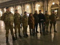 Venezia: Strade Sicure, il Generale Farina incontra i militari