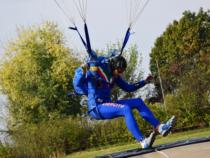 Caporalmaggiore Conga: Paracadutista campione di precisione