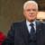 Quirinale: Il presidente della Repubblica Sergio Mattarella conferisce le medaglie all'ordine militare per l'anno 2020