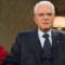 Quirinale: Il Presidente Sergio Mattarella ha convocato il Consiglio Supremo di Difesa per martedì 27 ottobre
