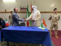 Missione Niger: l'Italia dona altri medicinali contro la meningite