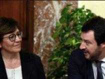 Leva obbligatoria: L'idea di Salvini che alla Trenta non piace