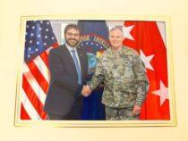 Difesa: Angelo Tofalo al Pentagono