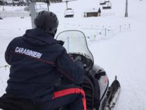 """I Carabinieri sciatori ovvero """"I Carabinieri della montagna"""""""