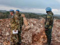 Missioni: I peacekeepers italiani in missione in Libano