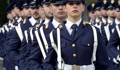 Concorsi pubblici: Bando per 120 Commissari della Polizia di Stato