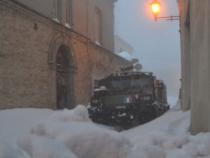 Esercito e Protezione civile insieme in Abruzzo