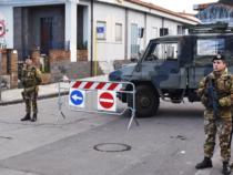 Terremoto in Sicilia: L'Esercito presidia l'area colpita dal sisma