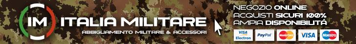 Italia Militare: militaria e outdoor