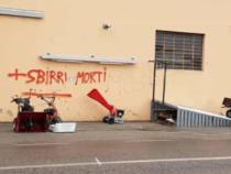 """Cronaca: """"Più sbirri morti"""", il murales della vergogna"""