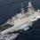 Marina Militare: La fregata Bergamini lascia l'operazione Atalanta dopo tre mesi di attività
