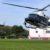 Salerno: Il 7° Nucleo Elicotteri Carabinieri di Pontecagnano