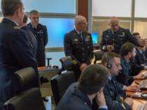 Aeronautica: Incontro tra Gen. Rosso ed i vertici di ENAV S.p.A.