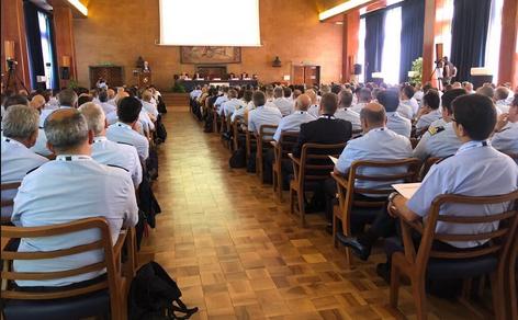 Firenze: Consegna master II livello capitani Aeronautica Militare
