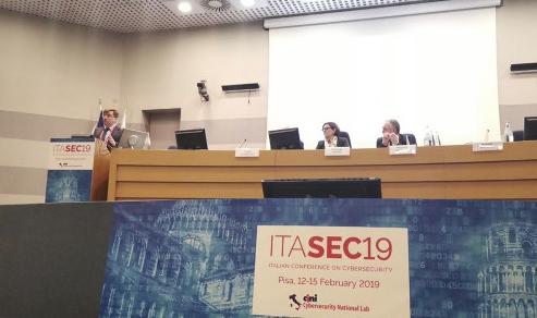 """Conferenza nazionale: Il ministro Trenta alla """"Itasec19"""""""
