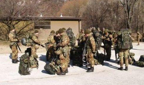 Forze Armate: Costi, Meno personale e più addestramento