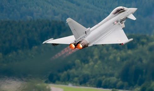 Germania ostacola esportazione Eurofighter in Arabia Saudita