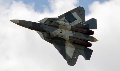 Gen. Yuri Sytnik: Caccia Su-57 migliore degli analoghi americani