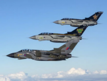 Royal Air Force: I Tornado GR Mk.4 inglesi andranno in pensione