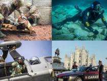 Rapporto Italia Eurispes 2019: Cresce fiducia nelle Forze Armate