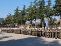 """Giuramento di 300 giovani alla Caserma """"Duca"""" di Verona"""