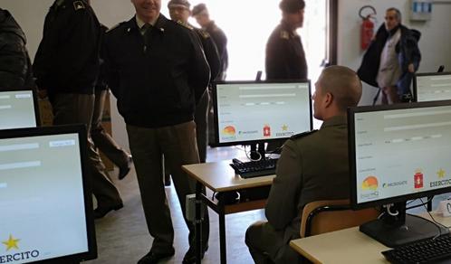 Esercito: Test psicoattitudinali introdotti nella Forza Armata