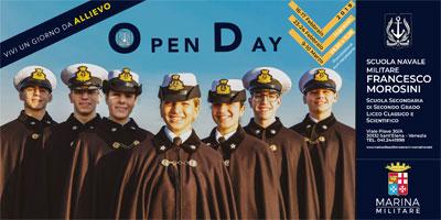 Marina Militare: Venezia, Scuola Navale Militare aperta nel weekend