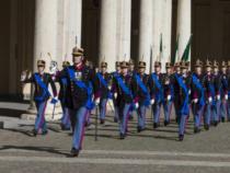 """Accademia Militare Modena: Giuramento del 200° corso """"Dovere"""""""