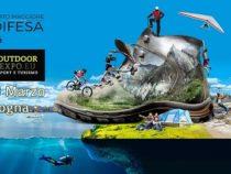 """Sport: La Difesa alla manifestazione """"Outdoor Expo.EU 2019"""""""
