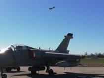 Istrana: Sei F35 del 13° Gruppo per la prima volta sulla base trevigiana