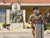 Il Generale Farina in visita ai reparti dell'Esercito in Sicilia