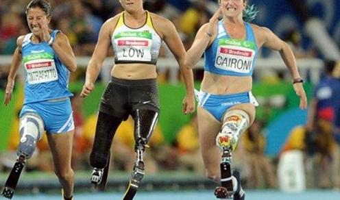 Sport: Soldatessa in Afghanistan e atleta paralimpica