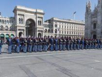 Giuramento degli allievi della Scuola Militare Teulié