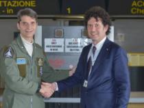 Aeroporto: Siglato accordo tra Seam e Aeronautica