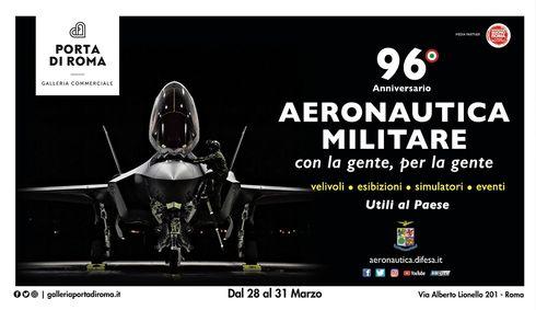 Calendario Aeronautica Militare 2020.96 Anniversario Della Costituzione Dell Aeronautica