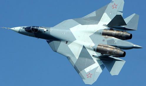 Aereo da combattimento Su-57: Putin esalta il caccia russo